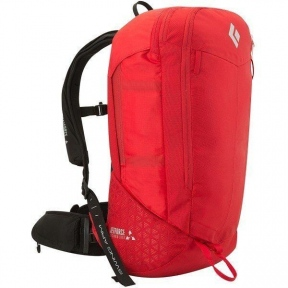 Рюкзак Black Diamond Halo 28 JetForce Avalanche Airbag fire red (BD 681302.FRED)