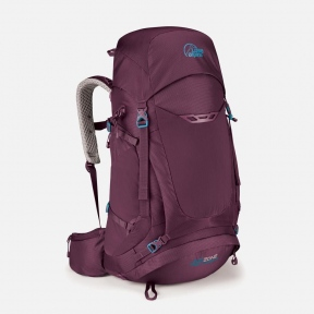 Рюкзак Lowe Alpine AirZone Trek+ ND33:40 berry (FTE-35-BY-33)
