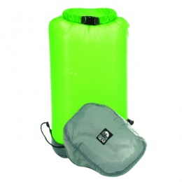 Гермомешок Granite Gear eVent Sil Compression Drysac 10L jasmine green (925135)
