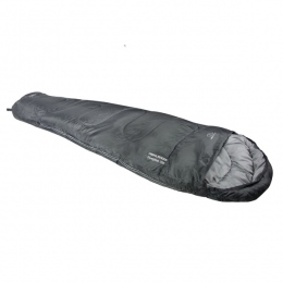 Спальный мешок Highlander Sleepline 250 Mummy / +5 °C left, charcoal (925869)